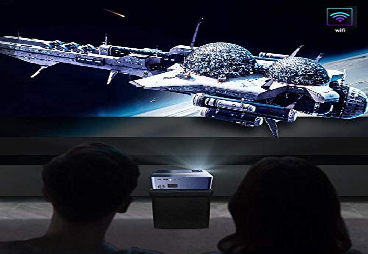Xnoogo projector 4